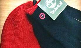 【晒物园】美亚海淘添柏岚 Timberland 保暖套装