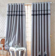 竹纤维纯色环保窗帘