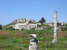 阿尔忒弥斯神庙遗址