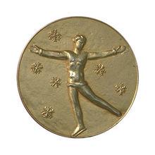 1928年圣莫里兹冬奥会奖牌