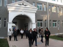 中北大学信息商务学院