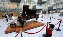 鼓楼医院700万元钢琴