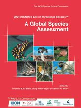 《世界自然保护联盟濒危物种红色名录》