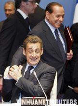 法国总统萨科齐