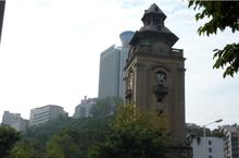 万州区钟楼
