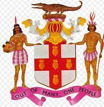 牙买加国徽