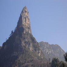横断山脉景色之三