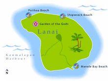 拉奈岛 Lanai
