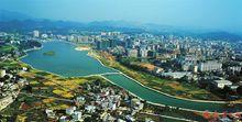 翁源县城区