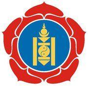 蒙古人民党新党徽