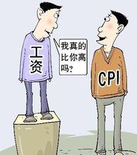 关于工资的漫画