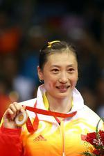 张宁(女子羽毛球奥运冠军)