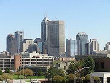 印第安纳州首府-印第安纳波利斯