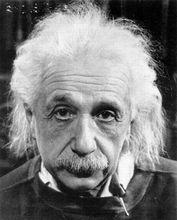 20世纪科学巨匠爱因斯坦