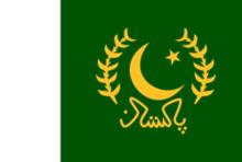 巴基斯坦总统旗