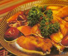 红枣炖兔肉