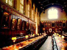 牛津基督学院食堂