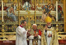 圣公会大主教威廉斯与天主教教宗本笃十六世