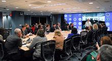 美国政府的公关会议