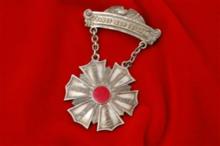 东铁旅奖章