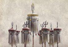 蒙古国九白纹章