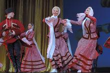 俄罗斯族舞蹈