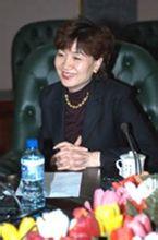 天狮集团副总裁白萍
