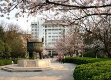 南京林业大学——百年铜鼎