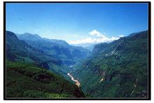 牛栏江大峡谷