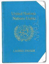 联合国过期护照