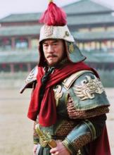 杜志国饰演的侯君集