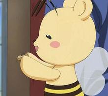 魔王中可爱的小熊蜂