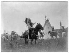 美洲原住民画像