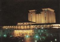 中国国家图书馆夜景