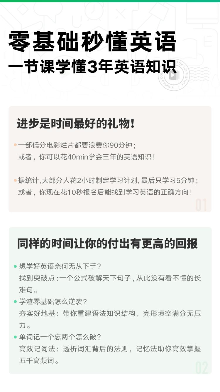 零基础英语逆袭公开课 - ke.youdao.com